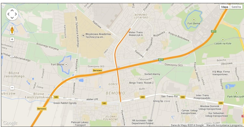 Zmiany w ruchu drogowym w Warszawie. Utrudnienia od 12 do 15 grudnia