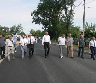 Dwie nasze drogi, powiatowa i gminna, z dofinansowaniem rządowym