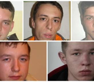 Lubuska policja szuka młodych przestępców [ZDJĘCIA]