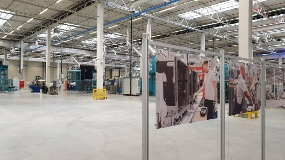 Działa już pierwsza linia produkcyjna nowej fabryki Przygotowania do realizacji tej inwestycji rozpoczęły się w 2015 r
