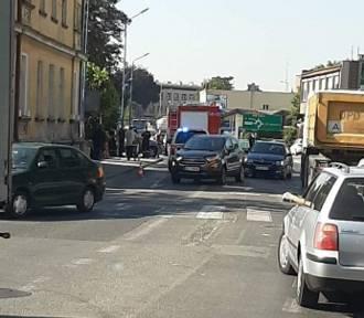 Dwa wypadki z udziałem rowerzystów w Strzelinie [ZDJĘCIA]