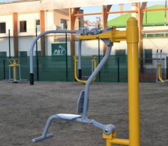 W Puławach powstała nowa siłownia na powietrzu (Zdjęcia)