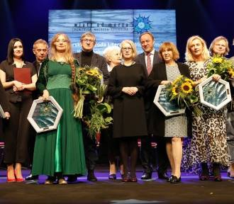 Laureaci Pomorskiej Nagrody Literackiej Wiatr od Morza