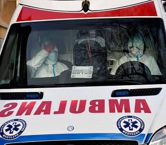 Koronawirus. Akcja w Boguszowie-Gorcach. Wiemy, dlaczego medycy przyjechali w kombinezonach