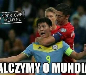 POLSKA - KAZACHSTAN MEMY. Zobacz najlepsze Memy z meczu na Stadionie Narodowym