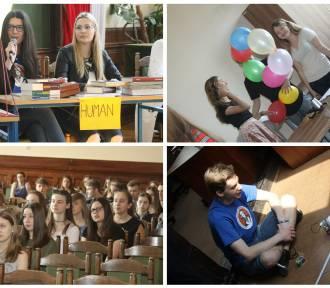 Dni otwarte w I Liceum Ogólnokształcącym im. Hugona Kołłątaja w Krotoszynie [ZDJĘCIA]