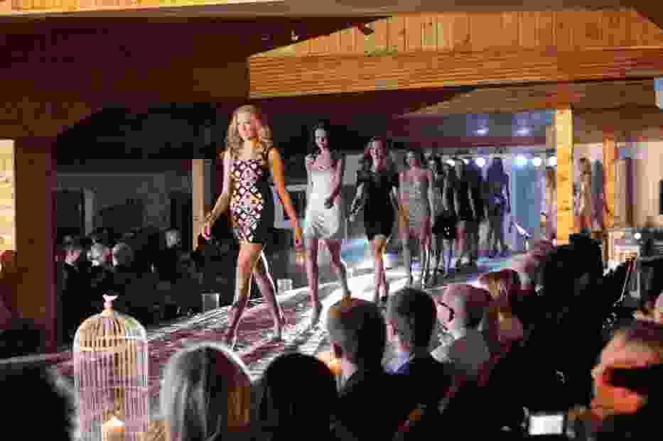 Gala Miss Zimy 2014 finał
