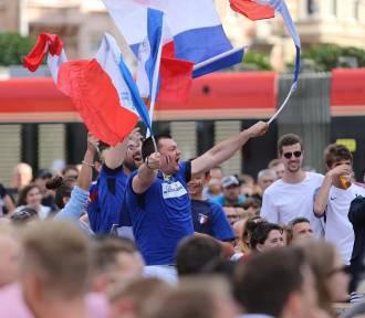 Francja Mistrzem Świata! Tak kibicowali w śląskiem