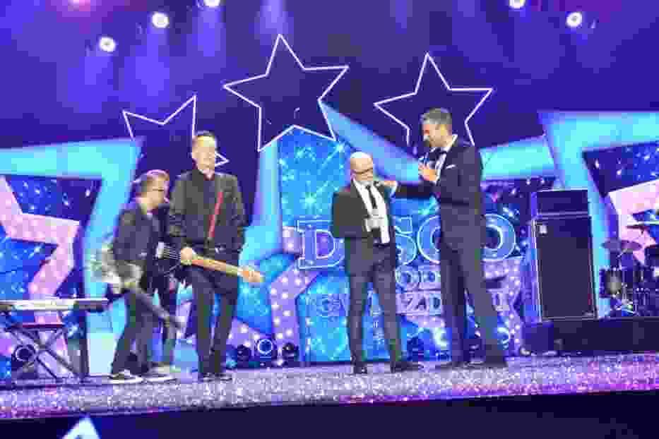 Zespół De Mono świętował w Stężycy swoje 30-lecie