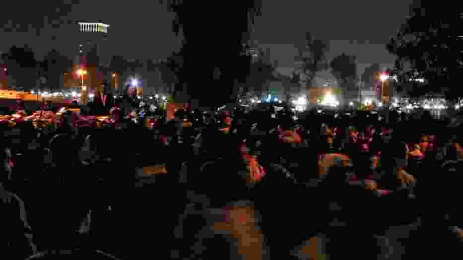Protesty w Egipcie
