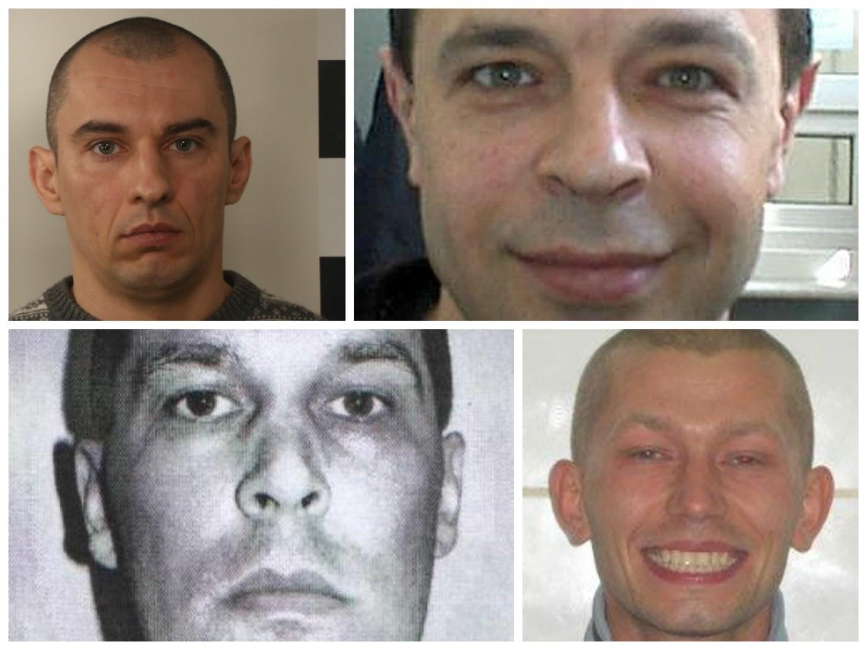 Przyjrzyj się poszukiwanym za zabójstwo, którzy wciąż są na wolności