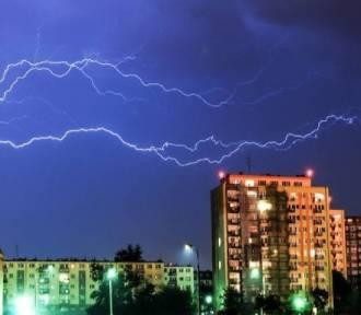 Ostrzeżenie pogodowe dla Głogowa i okolic. Dziś mogą pojawić się burze z gradem