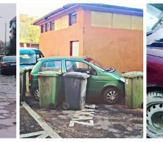 Bezlitośni kierowcy uczą parkowania