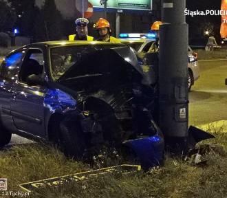 Tychy: pijana 24-latka za kierownicą
