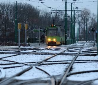 Uwaga, tramwaje nie będą jeździć przez rondo Starołęka