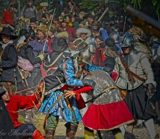 Juromania z gwarkami i sarmatami na zamku w Rabsztynie i na olkuskiej starówce