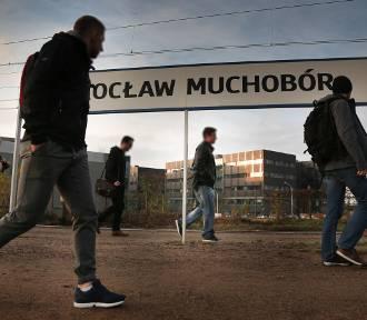Remont przystanku kolejowego Wrocław Muchobór. Kiedy wreszcie ruszy?