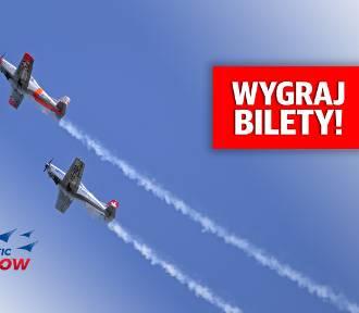 LOTOS Gdynia Aerobaltic 2021. Wygraj bilet na pokazy lotnicze! [WYNIKI]