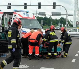 Tragiczne wypadki na drogach w Bydgoszczy od początku roku