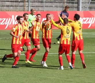Drużyny Korony Kielce brylują w centralnych ligach juniorów