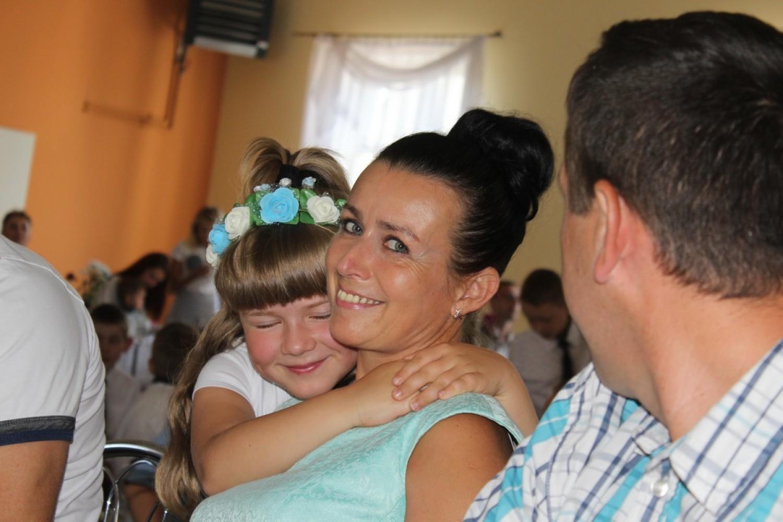 Cudownych rodziców mam. Nowa Wieś Zbąska - mama, tata i ja