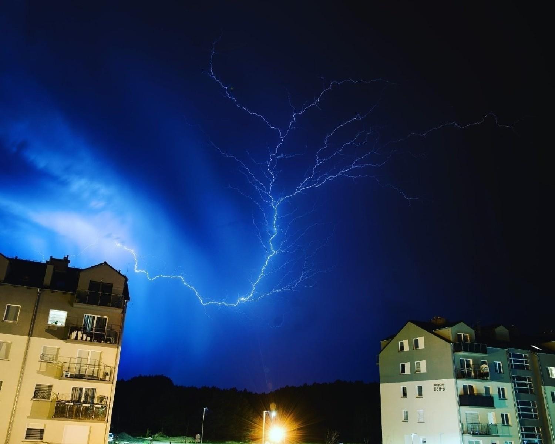Wyładowania atmosferyczne to zjawisko piękne i niebezpieczne zarazem