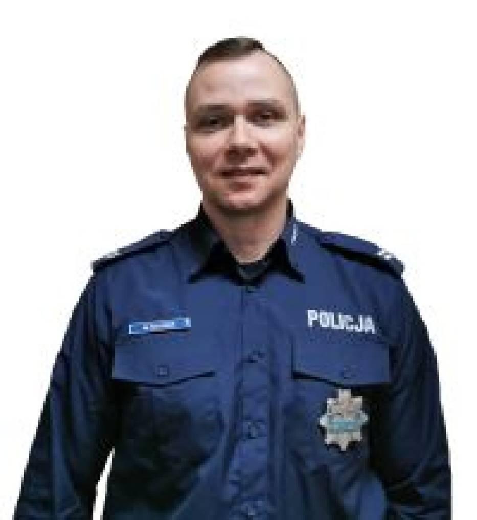 St.sierż. Mariusz Kulesza