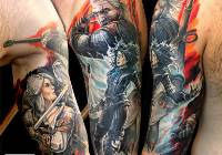 Wiedzmin Tatuaze Naszemiastopl