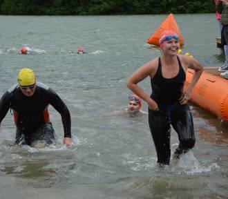 Garmin Iron Triathlon w Stężycy - w zawodach trzech dyscyplin wystartowało ponad 700 zawodników