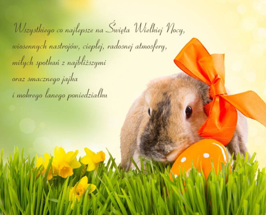 Kartki na Wielkanoc z życzeniami [e-KARTKI WIELKANOCNE do pobrania za darmo]