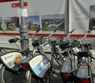 Wrocław. Rowery miejskie będzie można zostawić na ziemi. Tak jak hulajnogi. Będzie chaos?