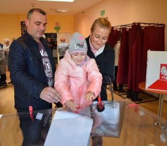 Frekwencja wyborcza w Szczecinku w południe [zdjęcia]