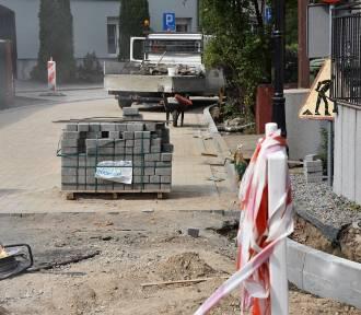 Sławno: Postęp remontu ulicy Basztowej [ZDJĘCIA] - 2019 r.