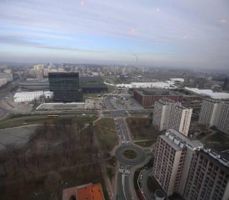 Od 25 listopada duże ograniczenia w ruchu w Katowicach. To w związku ze Szczytem Klimatycznym ZDJĘCIA