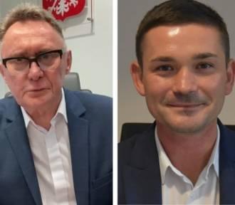 """Powiat śremski. Adam Lewandowski i Marek Pakowski w """"drużynie"""" Jacka Jaśkowiaka"""