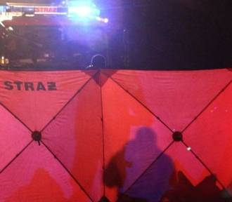 Tragedia na torach w Rudzie Ślaskiej. Pociąg śmiertelnie potrącił mężczyznę