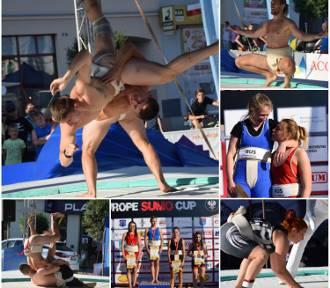 Zobacz jak wyglądała rywalizacja najlepszych zawodników SUMO w Europie