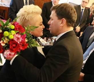 Katarzyna Budych przewodniczącą rady miejskiej w Międzyrzeczu