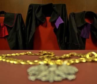 Paraliż w sądach w Zamościu, Krasnymstawie i Janowie Lubelskim