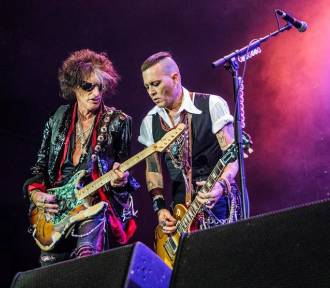 Johnny Depp z Hollywood Vampires na Festiwalu Legend Rocka 2020