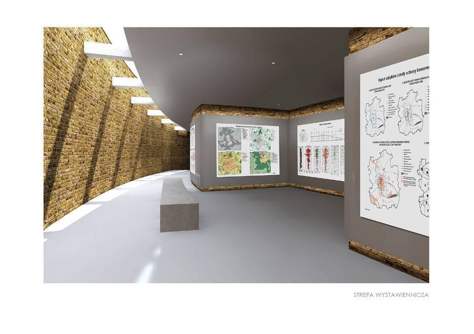 Studentka ASP przygotowała projekt pawilonu na Expo 2022 w Łodzi.