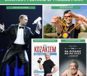 W najbliższy weekend zapraszamy na Światowy Dzień Optymizmu do Ostródy