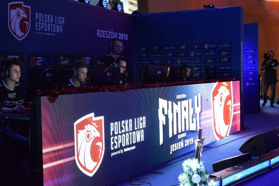 Zwycięzcami niedzielnego Finału Polskiej Ligii Esportowej Dywizji Mistrzowskiej Sezonu Jesień 2019 została polska drużyna Actina PACT