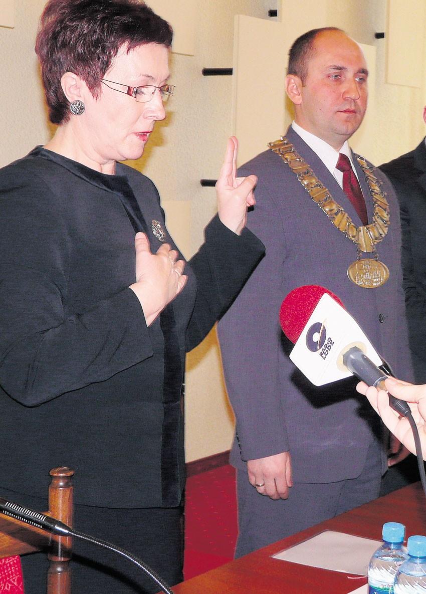 Czy prezydent Milczanowska nadal będzie delegatem miasta?