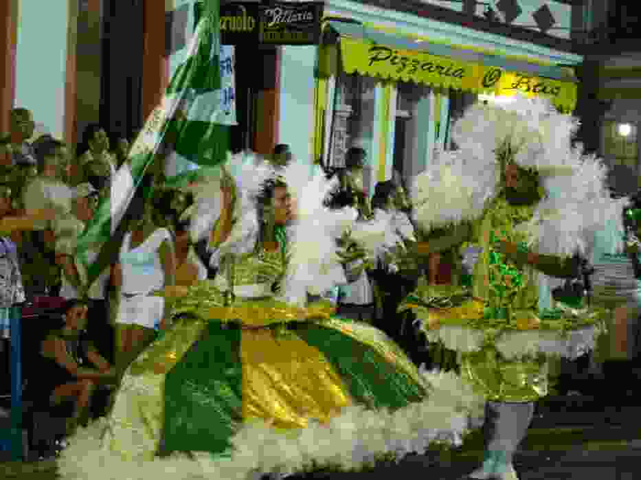 Karnawał uliczny w Iguape