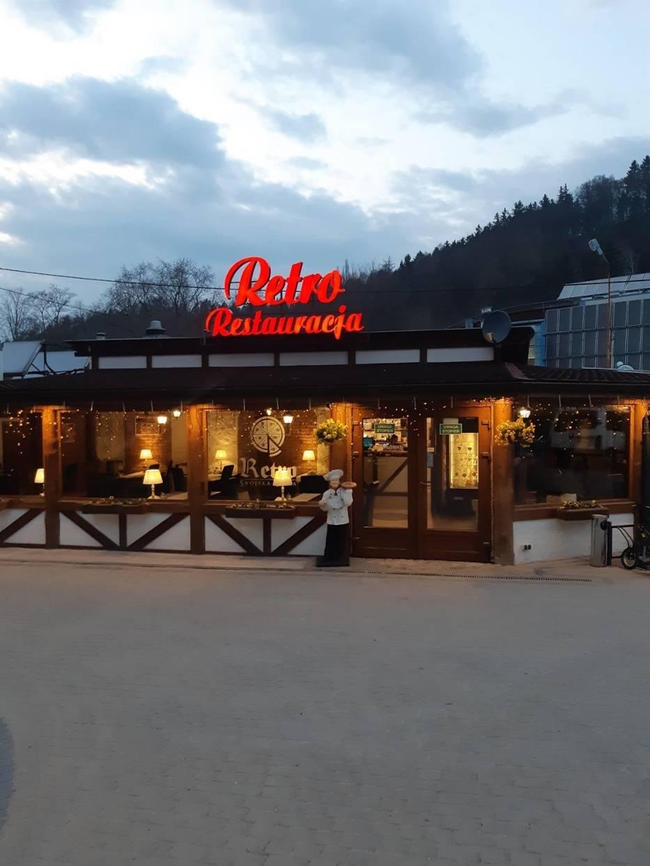 Restauracja Retro w Kudowie-Zdrojuul