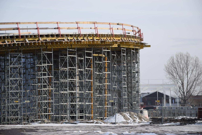 Budowa Leroy Merlin Baildon w Katowicach