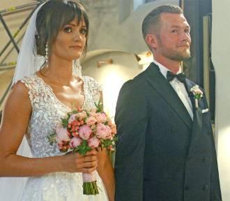 Ewelina Krzywicka i Michał Żurowski wzięli ślub [zdjęcia]
