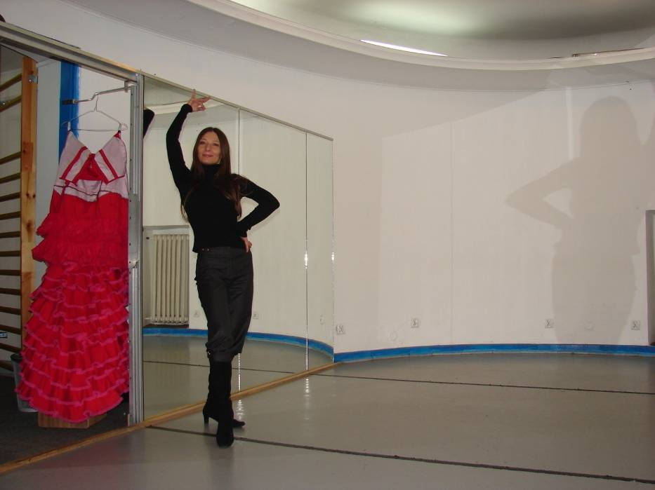 "Autorka spektaklu ""Carmen Concierto"" Małgorzata Matuszewska"