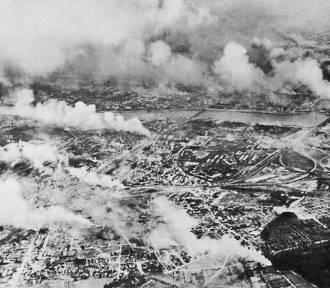 Czarny Poniedziałek. Setki ton bomb spadło na Warszawę 80 lat temu